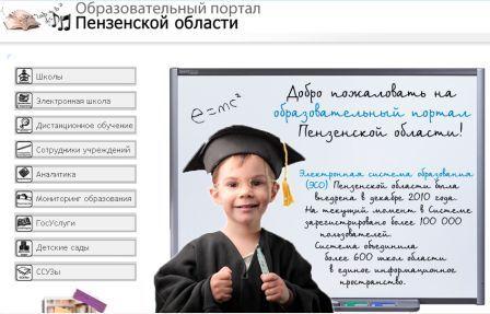 Барс електронний журнал пенза